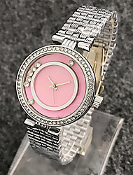 Mulheres Crianças Relógio Elegante Relógio de Moda Bracele Relógio Único Criativo relógio Relógio Casual Relógios Femininos com Cristais
