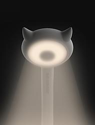 Emie led pequeno diabo portátil luz móvel poder economia de energia lâmpada computador usb luz de olho luz exterior