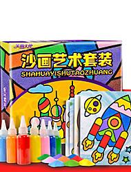 abordables -Jeu de Dessin Peinture A Faire Soi-Même Classique Enfant Cadeau