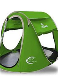 abordables -3-4 personnes Tapis de camping Tente de Plage Tente de camping Tente Pop Up Garder au chaud Résistant à la poussière pour Camping /