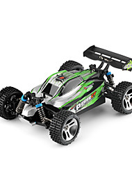 abordables -Coche de radiocontrol  A959-A 2.4G Off Road Car Alta Velocidad 4WD Drift Car Buggy Todoterreno 1:18 Brush Eléctrico 35 KM / H Control