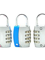 cheap -RST-052 Padlock Zinc Alloy Password unlocking for Drawer / Luggage / Gym & Sports Locker