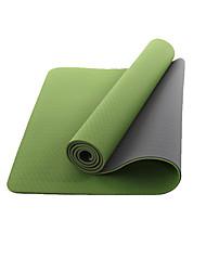 TPE Yoga-Matten Rutschfest Mittel mm