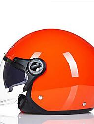 cheap -LS2  Of577 Motorcycle Helmet Men And Women Electric Car Retro Half Helmet Half-Covered Summer Four Seasons Helmet