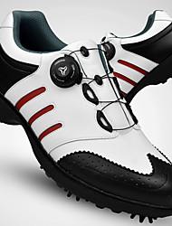 Недорогие -Обувь для игры в гольф Муж. Гольф Пригодно для носки Дышащий Тренировки Повседневная Для спорта и активного отдыха Выступление Практика