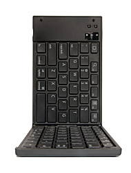 preiswerte -Schlank bluetooth 3.0 8 universal fold wireless mini tastatur