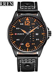 Недорогие -Муж. Наручные часы Уникальный творческий часы Спортивные часы Армейские часы Нарядные часы Часы со скелетом Смарт Часы Модные часы