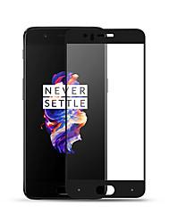 economico -XIMALONG Proteggi Schermo per OnePlus One Plus 5 Vetro temperato 1 pezzo Proteggi-schermo integrale Alta definizione (HD) / Anti-graffi