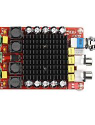 Hengjiaan xh-m510 2 * 100w tda7498 класс d цифровая плата усилителя