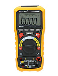 cheap -HYELEC MS8236 Auto Range Auto Power off Digital Multimeter with Temperature Test and Data Logger