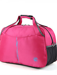 Women Bags All Seasons Oxford Cloth Travel Bag for Casual Outdoor Black Red Fuchsia Brown