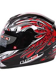 cheap -LS2 Ff350-10  Motorcycle Full-Length Full-Helmet Four-Season Helmet Racing Motorcycle Helmet Helmet