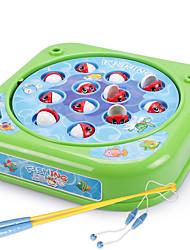Giocattoli di pesca Giocattoli Prodotti per pesci Cartoni animati Per bambini 1 Pezzi