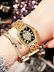 cheap -Women's Simulated Diamond Watch Unique Creative Watch Wrist watch Bracelet Watch Fashion Watch Casual Watch Chinese Quartz Water