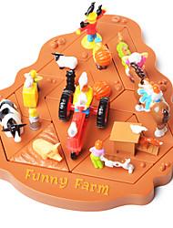 economico -Puzzle Puzzle Costruzioni Giocattoli fai da te Plastica