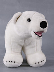 cheap -Teddy Bear Bear Polar bear Stuffed Toys Stuffed Animals Plush Toy Pillow Cute Animals Large Size Simulation Kid
