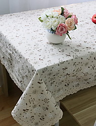 cheap -Others Print Table cloths , Cotton Blend Material Other 1