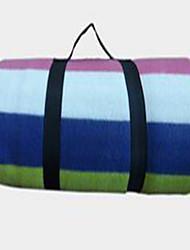 Недорогие -Одеяла На открытом воздухе Сохраняет тепло Водонепроницаемость Полиэстер Хлопок Отдых и Туризм