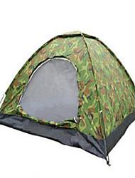 preiswerte -3-4 Personen Zelt Camping Zelt Falt-Zelt warm halten für Camping & Wandern Sonstiges Material CM