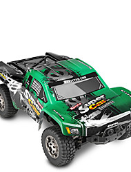 cheap -RC Car WL Toys 12403 2.4G SUV 4WD High Speed Drift Car Racing Car Off Road Car Buggy (Off-road) 1:12 45 KM/H Remote Control / RC