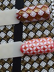 economico -1 Adesivi per manicure Per ragazza Cosmetici e trucchi Fantasie design per manicure