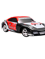 cheap -RC Car WL Toys K969 2.4G Car High Speed 4WD Drift Car Buggy SUV 1:28 Brush Electric 30 KM/H Remote Control Rechargeable Electric