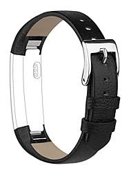 Недорогие -Натуральная кожа Классическая застежка Для Fitbit Смотреть