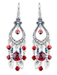 European And American Fashion Long Pierced Earrings