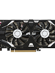 MSI Video Graphics Card GTX1050 1518MHz/7000MHz2GB/128 bit GDDR5