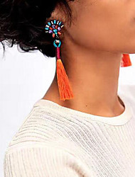 Women's Drop Earrings Fashion Vintage Bohemian Euramerican Costume Jewelry Alloy Geometric Jewelry For Party Casual