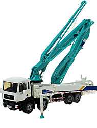 cheap -KDW Toy Cars Die-Cast Vehicles Toys Motorcycle Construction Vehicle Fire Engine Vehicle Excavator Toys Rectangular Excavating Machinery