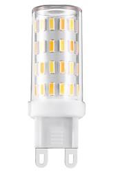 Недорогие -3 W Двухштырьковые LED лампы 330-360 lm T 60 Светодиодные бусины SMD 4014 Декоративная Двойной цвет источника света 220 V / 1 шт.