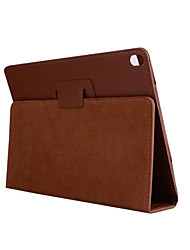 billige -Etui Til Apple iPad 4/3/2 iPad Air 2 iPad Air Flip Fuldt etui Helfarve Hårdt PU Læder for iPad 4/3/2 iPad Air iPad Air 2 iPad Pro 10.5