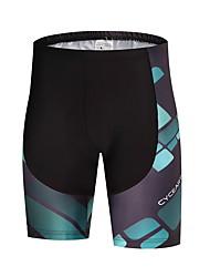 cheap -Cycling Padded Shorts Men's Bike Shorts Bottoms Bike Wear Moisture Wicking Ventilation Quick Dry Road Cycling Mountain Bike/MTB