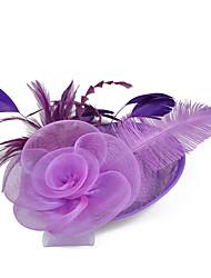 abordables -tuétano de tul de red de seda de plumas de tul estilo femenino clásico