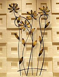 Wall Decoration Iron Vintage Wall Art Abstract Theme Metal Wall Art