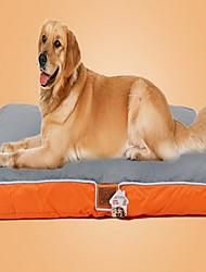Недорогие -Собака Кровати Животные Коврики и подушки Контрастных цветов Мягкий Влажная чистка Для домашних животных