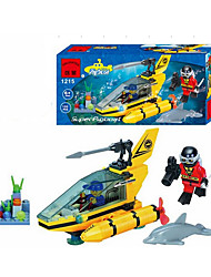 Building Blocks Toys Dolphin Ship Pieces Gift