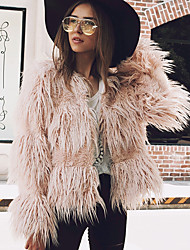 cheap -Faux Fur Wedding Party/ Evening Women's Wrap Coats/Jackets Elegant Style