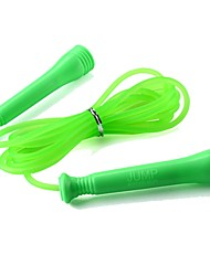 Jump Rope/Skipping Rope Exercise & Fitness Jumping Durable Help to lose weight Plastics PVC-