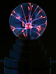 Magic Plasma Ball kids room Party decor Electrostatic Sphere Light Gift Lightning Crystal Luminaria Touch Plasma Ball Lamp Electrostatic Sphere Light