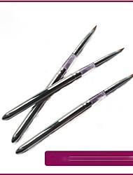 1PC Nail Tool Wholesale Nail Crystal Brush Manicure And Nail Polish Nail Crystal A Must-Have Direct Sale