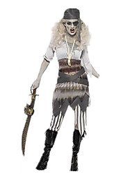 cheap -Pirate / Cosplay Cosplay Costume / Masquerade Women's Halloween / Carnival Festival / Holiday Halloween Costumes Other / Vintage