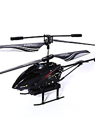 cheap -RC Helicopter WL Toys S977 3.5CH 3 Axis 2.4G With 0.3MP HD Camera Ready-to-go Charging Remote Control / RC