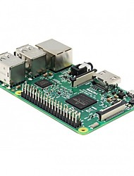 abordables -Raspberry pi 3 modelo b cortex-a53 quad-core board w / 1gb ram