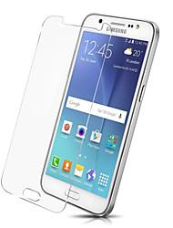preiswerte -Hartglas High Definition (HD) 9H Härtegrad 2.5D abgerundete Ecken Vorderer Bildschirmschutz Samsung Galaxy