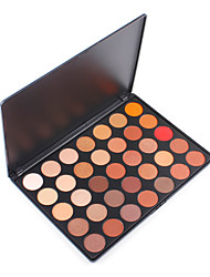 35B Eyeshadow Nature Glow Palette Make Up Kit Cosmetic Pigment Smooth Mutil Color Eyes Makeup Shadow Set