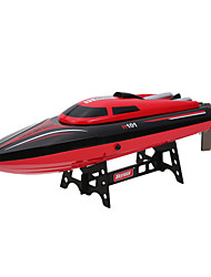 RC Boat WL Toys H101 Speedboat ABS 4 Channels 25 KM/H RTR