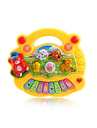 Music Toys Toy Instruments Toys Piano Plastics 1 Pieces Kids Unisex Gift
