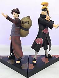 Anime Action-Figuren Inspiriert von Naruto Deidara PVC CM Modell Spielzeug Puppe Spielzeug
